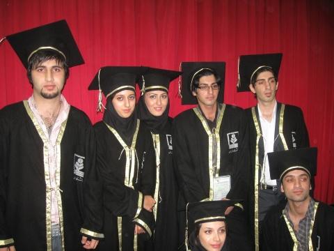جشن دانش آموختگی مدیریت 84 42