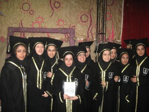 جشن دانش آموختگی مدیریت 84 20