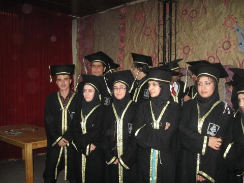 جشن دانش آموختگی مدیریت 84 46