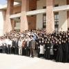 عکس دستجمعی دانشجویان رشته مدیریت اردیبهشت 1387 2