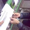 تبلیغات نشریه جریان 7