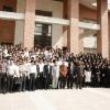 عکس دستجمعی دانشجویان رشته مدیریت اردیبهشت 1387 1